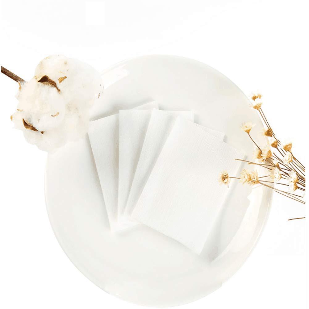 labios limpieza facial hojas de embalaje de cart/ón gel de ojos 1200 almohadillas desechables de algod/ón para limpieza profunda de maquillaje u/ñas removedor de rostro