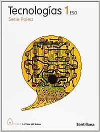 Tecnologías 1 Eso Serie Polea La Casa Del Saber Santillana