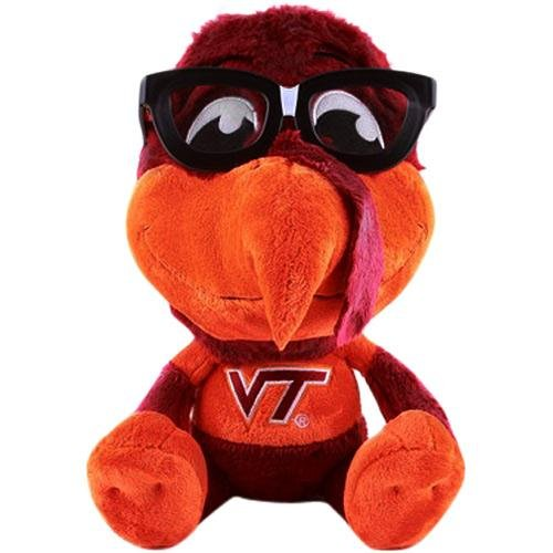 - Fabrique Innovations NCAA Study Buddy Mascot Plush Toy, Virginia Tech Hokies