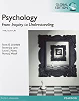 Psychology From Inquiry to Understanding, Global Edition, 3rd Edition Front Cover