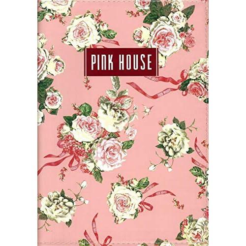 PINK HOUSE 手帳 2020 画像