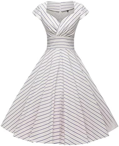 GownTown Womens Dresses Vintage Stretchy product image