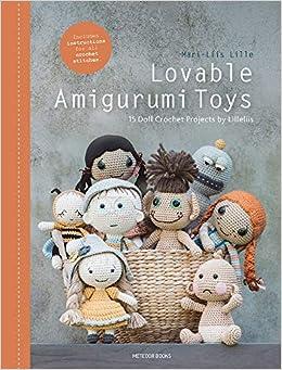 Amazon.com: Huggy Dolls 2: Amigurumi Crochet Patterns eBook ... | 341x260