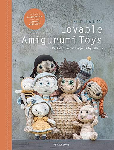 Amigurumi book ⋆ Book review ⋆ Punto Art Design ⋆ | 500x381