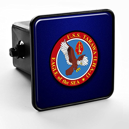 ExpressItBest Trailer Hitch Cover - U.S. Amphibious Assault Ships - many options ()