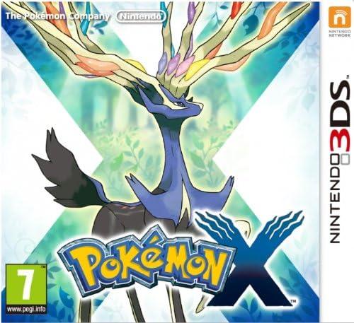 Pokémon X [Importación italiana]: Amazon.es: Videojuegos