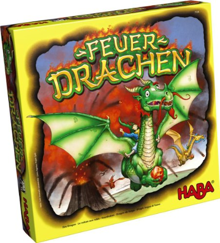 HABA Fire Dragons Collecting Competition