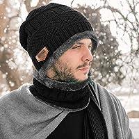 Samione Sombrero de Punto de Invierno f3f1b6f964d