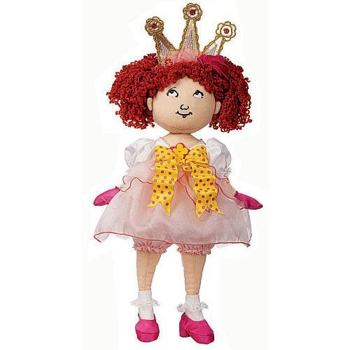 Madame Alexander, Fancy Nancy Tea Party Cloth Doll, Fancy Nancy Collection, Storybook Collection - 18