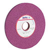 "RADIAC Ruby Surface Grinding Wheel - Size: 8"" x 1/2"" x 1-1/4"" STYLE: Straight - Type 01 - No Recess Specification: RA46-G800-VOS"