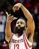 James Harden Houston Rockets NBA Action Photo (8' x 10')