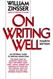 On Writing Well, Zinsser, William K., 0062720279