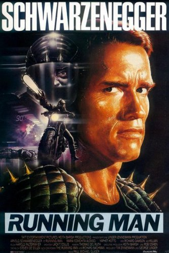 The Running Man (1987) (Movie)