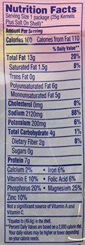 David Seeds Original Sunflower Seeds, 1.75-ounce Bags(Pack of 24)