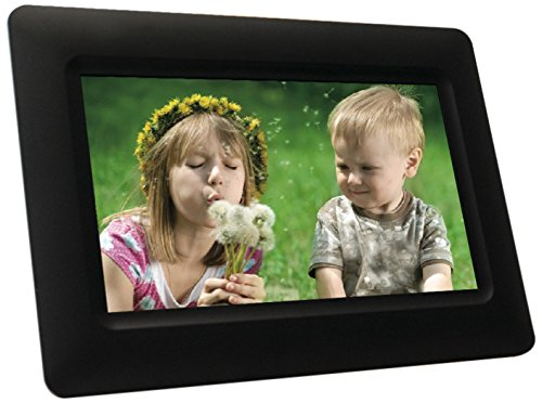 GiiNii SP-706P-1 7-Inch Digital Picture Frames (Black)