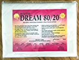 Quilter's Dream 80/20, Natural, Select Loft Batting - Throw Size 60''X60''