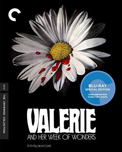 Valerie And Her Week Of Wonders  Blu Ray