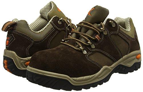 """Cofra 75500–004.w40Talla 40s3src–zapatillas de seguridad """"Nueva Blues, color marrón"""