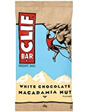 Clif Bar Energieriegel White Chocolate Macadamia Nut, 12er Pack (12 x 68 g)