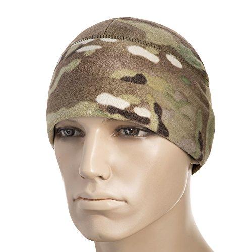 M-Tac Winter Hat Windproof Fleece 295 Mens Military Watch Skull Cap Tactical Beanie (Large, Camo)
