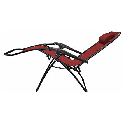 amazon com bs outdoor recliner chair folding lounge chair