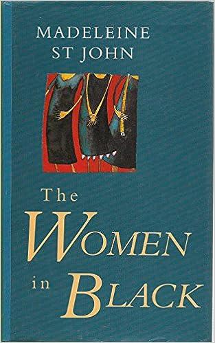 The Women In Black Madeleine St John 9780233988092 Amazon Books