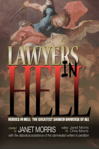 Read Online Lawyers in Hell (Heroes in Hell) pdf