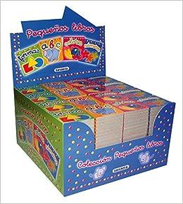 Pequeños libros Pack 32 ejemplares - 4 títulos differentes: Amazon ...