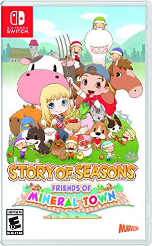 Story of Seasons: Friends of Mineral Town – Nintendo Switch