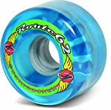 Sure-Grip Outdoor Kryptonics Wheels Route 62mm - blue