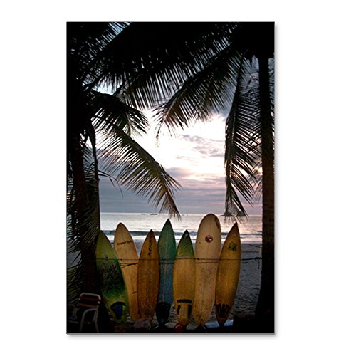 CafePress - Surf Costa Rica - Postcards (Package of 8), 6