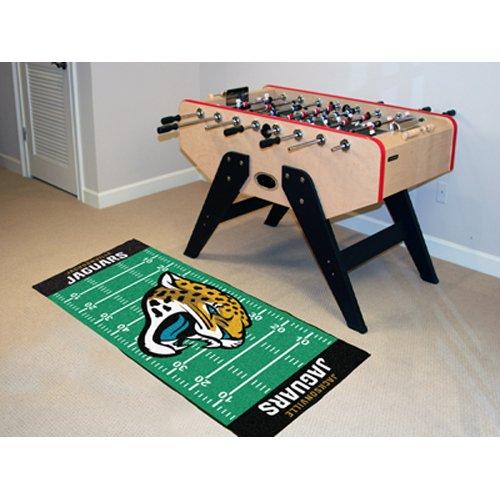 Fanmats Jacksonville Jaguars Football (Fanmats Jacksonville Jaguars Team Runner)