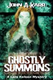 img - for Ghostly Summons by John a. Karr (2013-03-16) book / textbook / text book