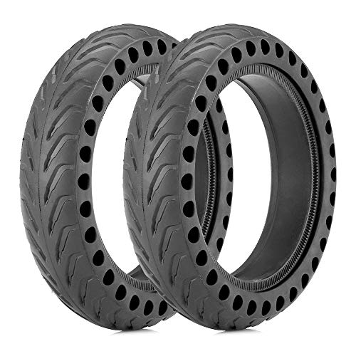 (Honeycomb Solid Tire (Honeycomb Modle A (1 Pair)))