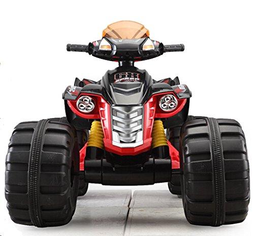 Kinderfahrzeug - Elektro Kinderquad 2x35W - 12V7Ah - rot