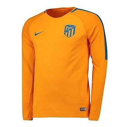 4098806ea Amazon.com : Nike 2018-2019 Atletico Madrid Long Sleeve Training ...
