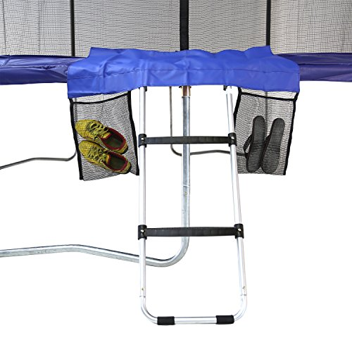 Skywalker Trampolines Wide-Step Ladder Accessory Kit, Blue