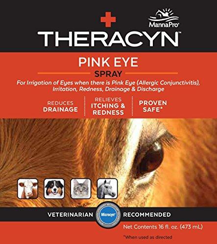 Manna Pro Theracyn Pink Eye Spray by Manna Pro (Image #1)