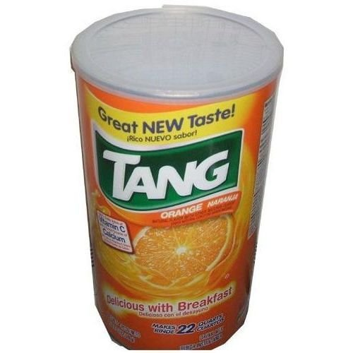 Tang Orange Powdered Beverage, 72 Ounce -- 6 per case. by Tang