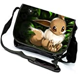 YOYOSHome Shoulder Bag Pokemon Eevee Anime Pattern