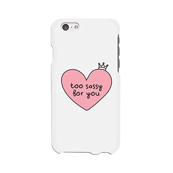 online store 11302 32ef9 Amazon.com: Too Sassy For You Phone Case for iphone 4, iphone 5 ...