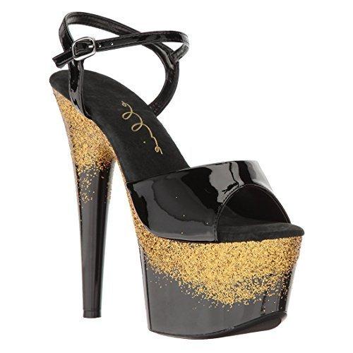 Ellie Shoes Ellie 709-CARI Women's 7