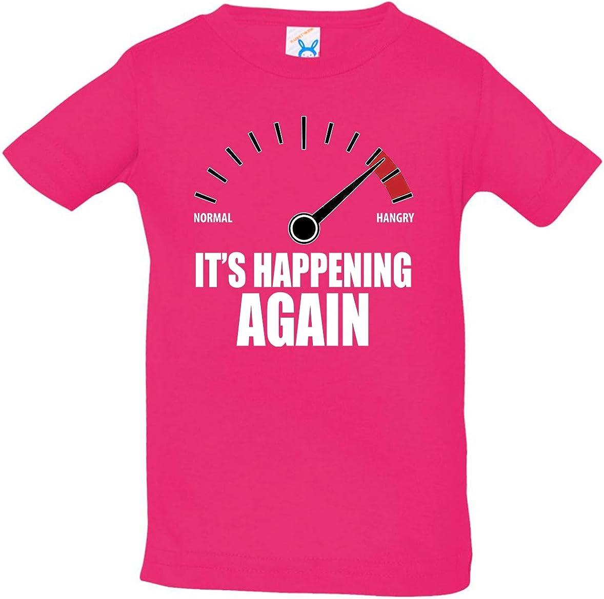 Its Happening Again Shirt Tenacitee Babys Hangry