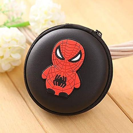 Super Hero Spider-Man - Monedero de Silicona con Cierre de ...