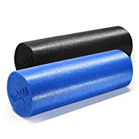 Yes4All Premium USA Foam Roller: 12,18, 24 & 36 inch (Multi Color) by Yes4All