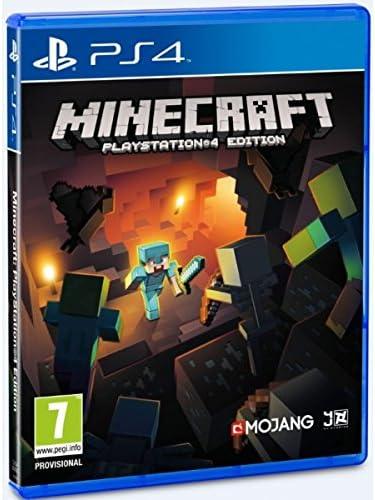 Sony Minecraft, PS4, IT PlayStation 4 Italiano vídeo - Juego (PS4 ...