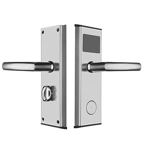 Cerradura inteligente RFID tarjeta llave acero inoxidable ...