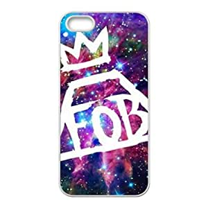 Custom Colorful Case for Iphone 5,5S, Fall Out Boy Cover Case - HL-546759