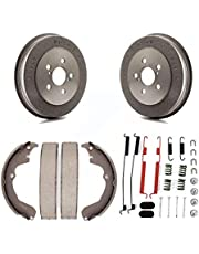 Rear Brake Drum Shoes And Spring Kit For Toyota Matrix Pontiac Vibe