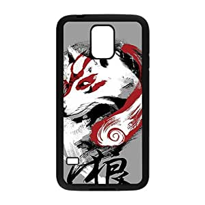Design by humans wolf Phone Case for Samsung Galaxy S5